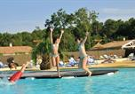 Camping avec Piscine Onesse-et-Laharie - Camping Eurolac-1