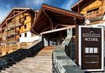 Location vacances Hauteluce - Residence Lagrange Vacances Les Chalets d'Emeraude