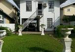 Location vacances  Suriname - Central 2-bedroom home with garden and parking-2