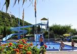 Camping avec Quartiers VIP / Premium Port-Vendres - Homair - Castell Montgri-3