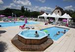 Camping avec Piscine Lot - Camping La Sole-1