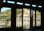 Location vacances Alcalá del Júcar - Casas Rurales La rosa del Azafrán-1
