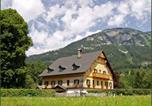 Location vacances Grundlsee - Die Traunmühle-3