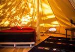 Camping  Acceptant les animaux Costa Rica - Bar'coquebrado camping-2