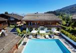Location vacances Hauteluce - Hotel Les Loges Blanches