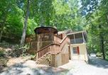 Location vacances Tryon - Cottage at Lake Lure Cabin-1