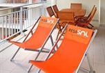 Location vacances Messanges - Résidence Les Sables dor (312)-3