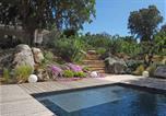 Location vacances Lecci - Villa d'architecte en pleine nature,  vue mer, gol-1