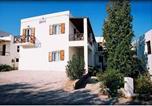 Location vacances Ποσειδωνια - Letta's Apartments-2