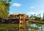Villages vacances Khuang Pao - The Grand Jamjuree Resort Lamphun-2