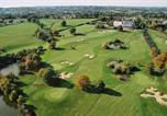 Hôtel Chassignolles - Hôtel Les Dryades Golf & Spa