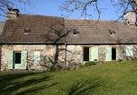 Location vacances La Chapelle-aux-Brocs - Holiday home Madelbos Le Chastang-2