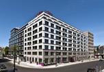 Hôtel Berlin - Adina Apartment Hotel Berlin Hackescher Markt-1