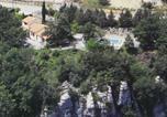 Location vacances Villeneuve-de-Berg - Villa Rive D'ardèche-1