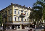 Location vacances Lügde - Hotel Garni im Haus Hemmerich-1