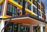 Hôtel Min Buri - The All 24 Luxury Residence-4