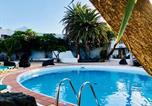 Location vacances Tías - Apartment with pool, only 100m from the beach-1