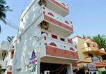 Location vacances Pondicherry - Golden Gate Residency-2