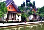 Villages vacances Damnoen Saduak - Baan Thai Damnoen Canal House-3