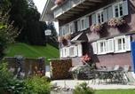 Location vacances Balderschwang - Pension Tannenbaum-4