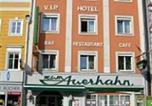 Hôtel Attnang-Puchheim - Stadthotel Restaurant Auerhahn-3