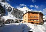 Location vacances Sankt Leonhard im Pitztal - Pension Dorfplatzl-1
