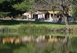 Camping  Acceptant les animaux Aveyron - Camping Le Muret-4