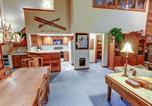Location vacances Mammoth Lakes - Sierra Megeve #30 - Three Bedroom Condo-1
