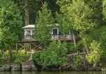 Location vacances Burlington - Oak Cabin at Garden Island-1