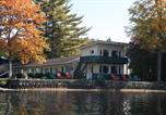 Hôtel Lake Placid - Adirondack Motel-1