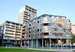 Hôtel Poplar - Gt Indescon Square-1