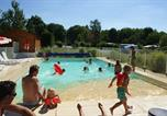 Camping avec Piscine couverte / chauffée Chamberet - Camping des Alouettes-1