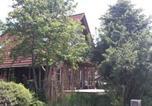 Location vacances Waldburg - Idyllisches Holzhaus in traumhafter Umgebung-4