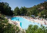 Camping avec Accès direct plage Antibes - Homair - Camping Green Park-2