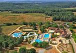 Camping avec Parc aquatique / toboggans Saint-Amand-de-Vergt - Castel Saint Avit Loisirs-1
