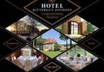 Hôtel Tecklenburg - Hotel Rittergut Osthoff-4