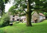 Hôtel Saint-Amand-Jartoudeix - Les Filloux Chambre et Table d'Hôtes-3