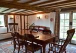Location vacances Yoxford - Rookery Farm Cottage-4
