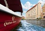 Hôtel Gdańsk - Qubus Hotel Gdańsk-1