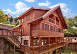 Location vacances Pigeon Forge - A Mountain Endeavor #282 Holiday home-2