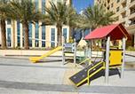 Location vacances Ajman - One Bedroom Apartment - Palace Towers-2