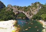Camping avec Quartiers VIP / Premium Ruoms - Yelloh! Village - Soleil Vivarais-4