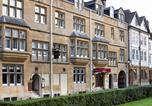 Hôtel Oxford - Mercure Oxford Eastgate Hotel-1