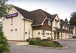 Hôtel Turners Hill - Premier Inn East Grinstead-4