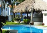 Location vacances Lázaro Cárdenas - Villa Iguanas-3