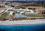 Hôtel Αφάντου - Hotel Lutania Beach-3