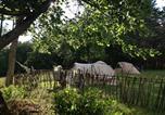 Camping avec Site nature Marsanne - Le Grand Bois-4