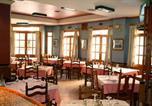 Hôtel Manzanares - Hotel Menano-4