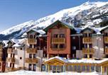 Villages vacances Tignes - Club Vacanciel de Val Cenis - Hebergement + Forfait remontee mecanique-1