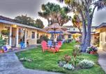 Hôtel Goleta - Beach House Inn-3
